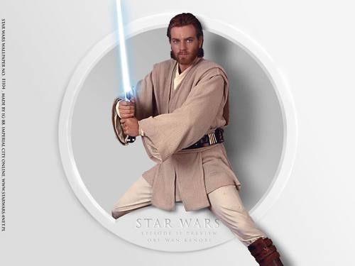 Episode II Preview Obi-Wan Kenobi
