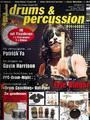 Eric cover of Drums and Percussion Magazine