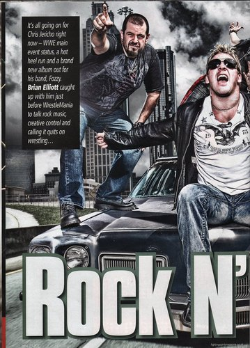 FSM MAGAZINE - MAY 2010 - fozzy Photo