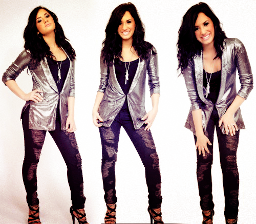 Demi Lovato wallpaper with a well dressed person and a hip boot titled fan Art