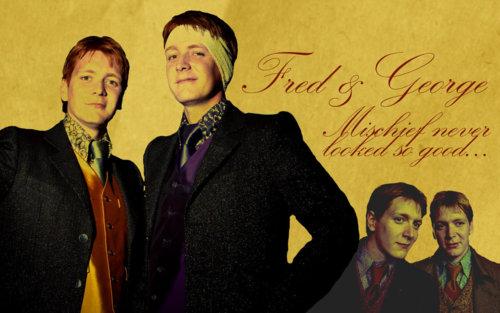 ফ্রেড and George ♥