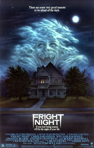 movie posters wallpaper titled fright night