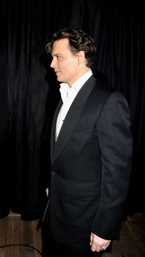 GQ Men Of The বছর Awards - Londres (06/09/2011) - Johnny Depp