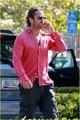 Gerard Butler: Out for Breakfast! - gerard-butler photo