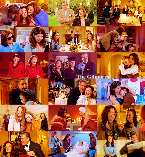 gilmore girls fondo de pantalla called Gilmore Family ♥