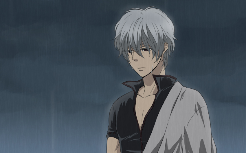 gintama otae and gintoki - photo #42