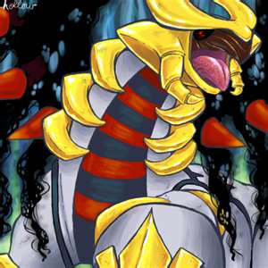 Giratina - dragon-type-pokemon Photo