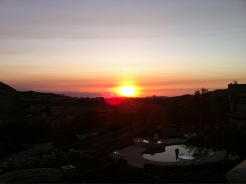 Goodmorning, Calabasas :) twitter pariisjaxn