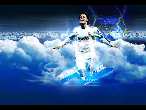 Hala Madrid Mesut (: