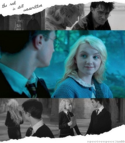 Harry and Luna ♥