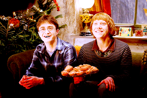 Harry and Ron ♥