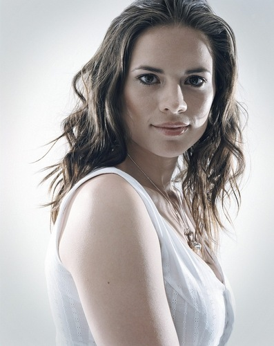 Hayley Atwell Photoshoot