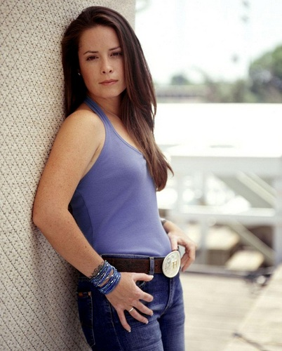 hulst, holly Marie Combs - Photoshoots
