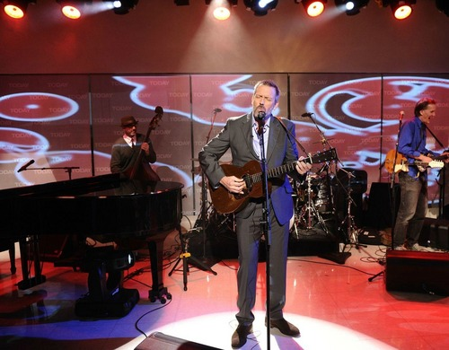 Hugh Laurie-Today Show- 08.09.2011