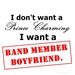 I Don't Want A Prince Charming, I Want A Band Member Boyfriend (TW) 100% Real ♥