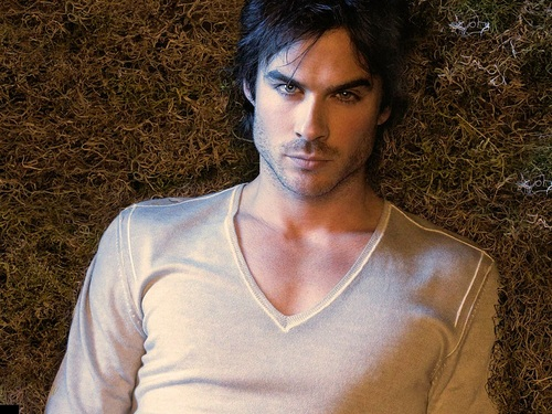 Ian Somerhalder wallpaper possibly containing a portrait entitled Ian wallpaper ღ