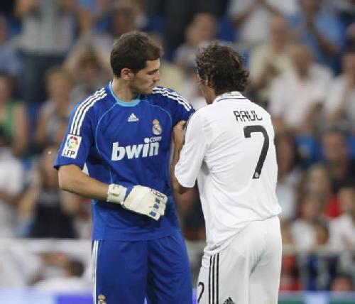 Iker y Raul