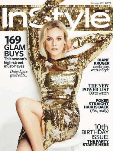 InStyle (October 2011)