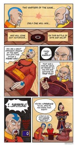 Iroh vs Geeatzouh!