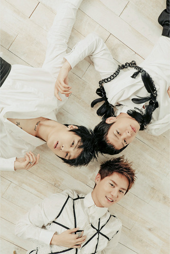 "JYJ ""In Heaven"" Album"