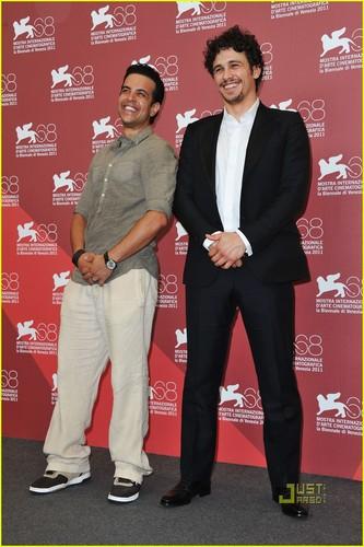 James Franco: 'Sal' picha Call in Venice