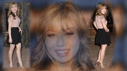 Jennette McCurdy fondo de pantalla containing a portrait called Jennette McCurdy