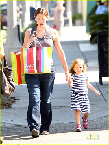 Jennifer Garner: Disney Name for Weiter Baby?