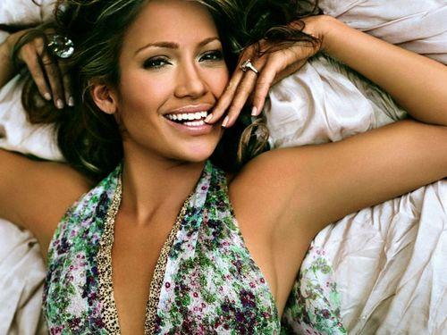Jennifer Lopez 바탕화면