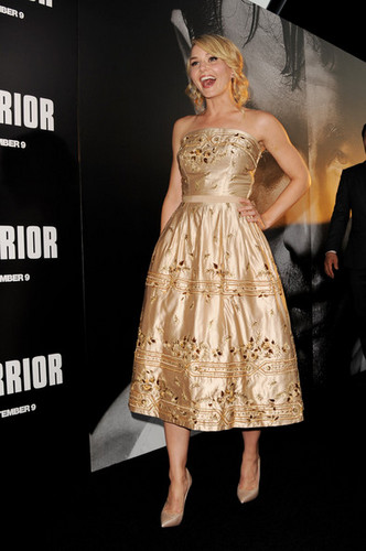 Jennifer Morrison @ the Premiere of 'Warrior'