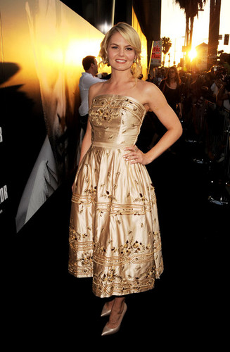 Jennifer Morrison @ the Premiere of 'Warrior'