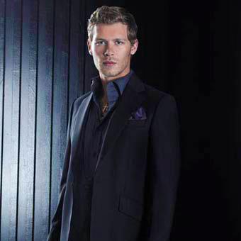 Joseph as Klaus