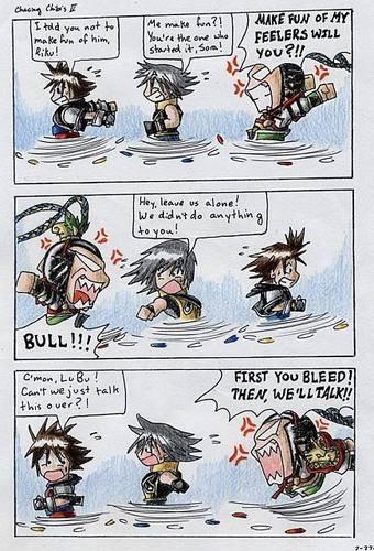 KH Comic
