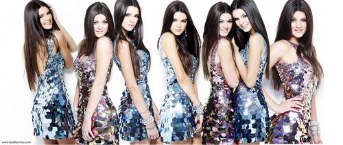 Kendall & Kylie Sherri 丘, ヒル Photoshoot 2011