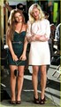 Kirsten Dunst & Isla Fisher: 'Bachelorette' Babes! - kirsten-dunst photo