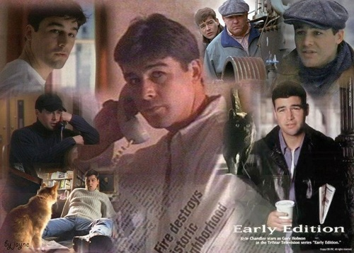 Kyle Chandler Collages by Jayne - kyle-chandler Fan Art