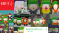 Kyle Over The years,1997-2011 - kyle-broflovski photo