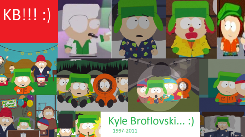 Kyle Over The years,1997-2011