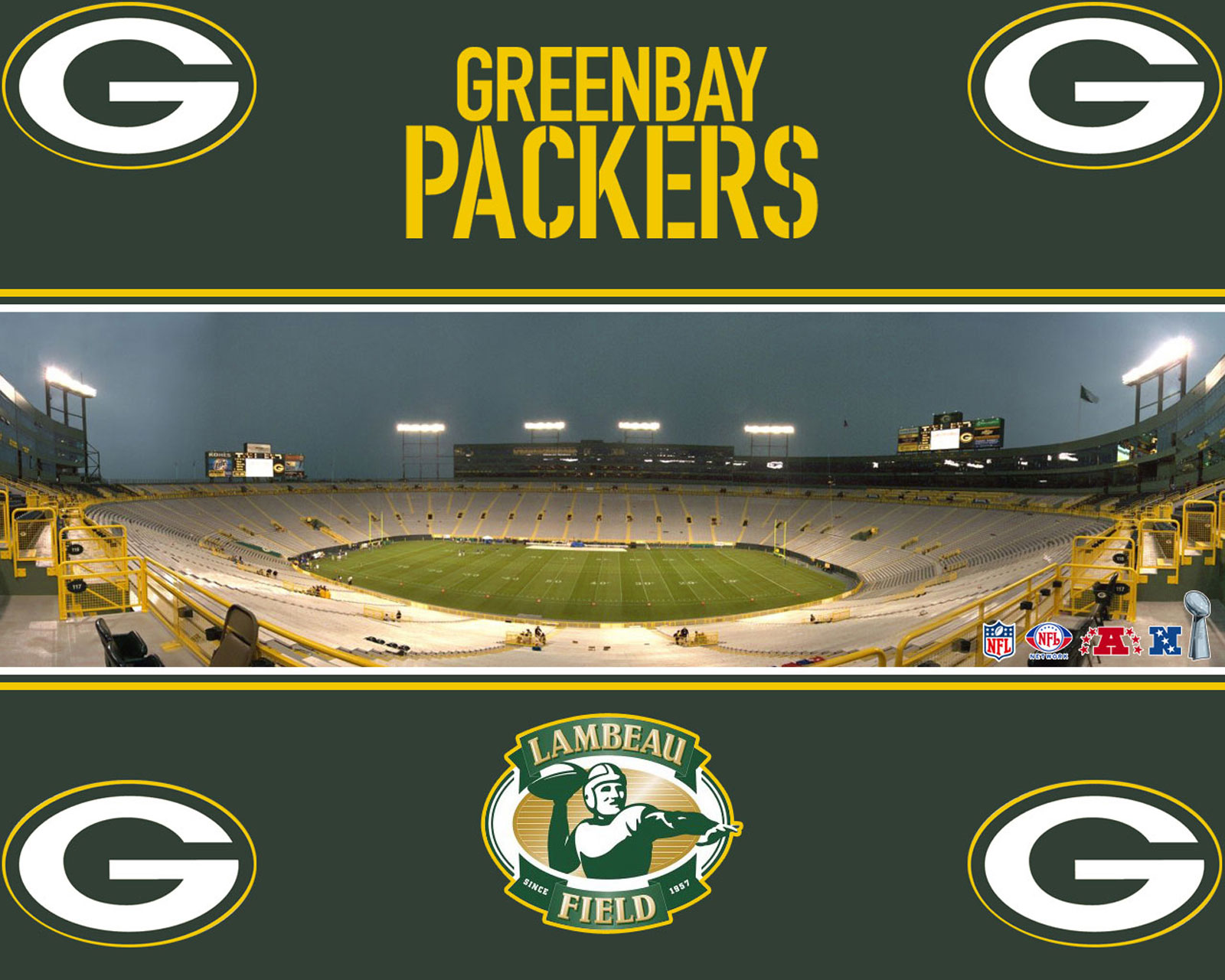 green bay packers images lambeau field hd wallpaper and background photos