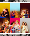 Lea & Dianna - lea-michele-and-dianna-agron fan art