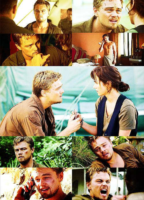 Leo // Blood Diamond