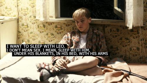 Leo Confessions