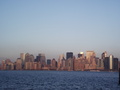 Liberty at Dusk - new-york wallpaper