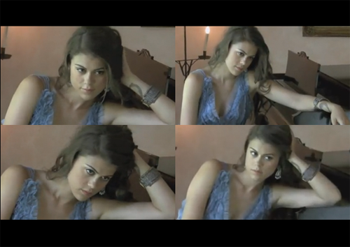 Lindsey Marie Shaw wallpaper possibly containing a portrait called Lindsey Shaw