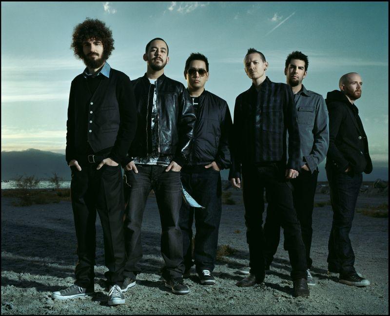 Linkin Park - Li...R Name Letter Wallpaper