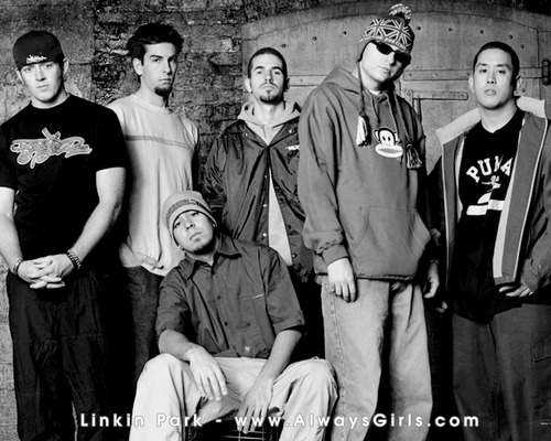 linkin park wallpaper entitled Linkin Park
