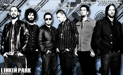 linkin park wallpaper possibly with a business suit and a well dressed person entitled Linkin Park