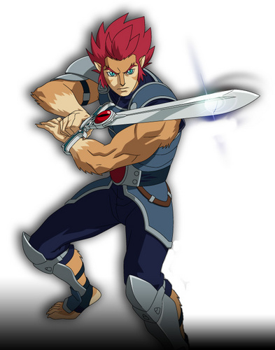 Thundercats wallpaper probably with anime called Lion-O