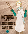 Lobotomy - hetalia-axis-powers photo