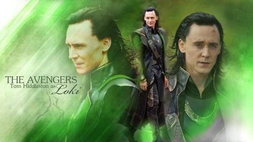 Loki Fanart