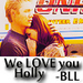 Lots of love to Holly from the BLL <3